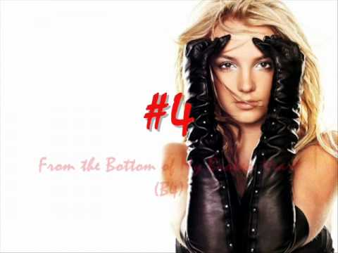 Britney Spears Top 10 Best Falsetto Notes