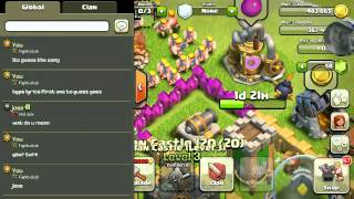 Guess the Song on Clash of Clans