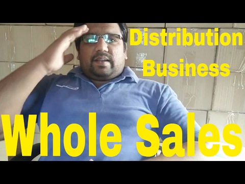 Whole Sales Distribution business