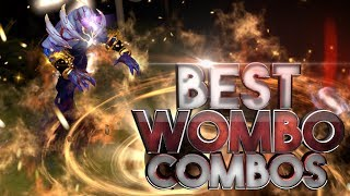 BEST Wombo Combos of WeSave! Charity Play Dota 2