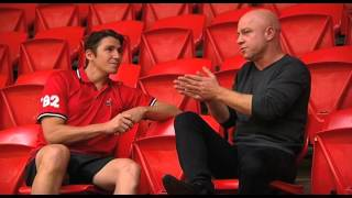 ZoomTV on 7mate S05E38 Celebrity Hitchhiker Damian Martin
