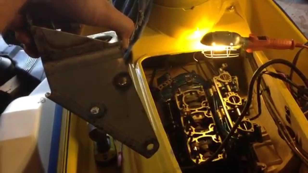 Polaris SL 650 Engine Install