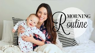 Video Morning Routine!  Working Mom Edition // Justine Marie download MP3, 3GP, MP4, WEBM, AVI, FLV November 2017