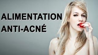 Alimentation anti-acné : la méthode naturelle pour oublier les problèmes de peau