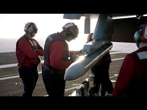 Navy Aviation Ordnanceman – AO