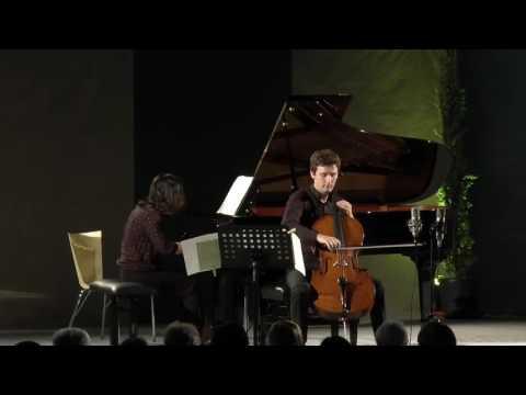 4 July 2016-21.15-C.Debussy: Sonata-M.Hornung, C.Shih.