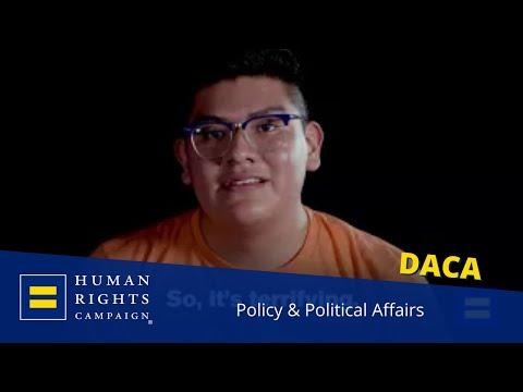 """It's Terrifying"": LGBTQ DREAMer on Deportation"