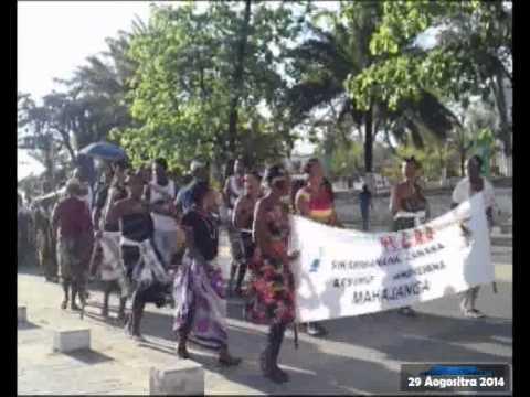 Vaovao Carnaval fanokafana Festival ZOVA