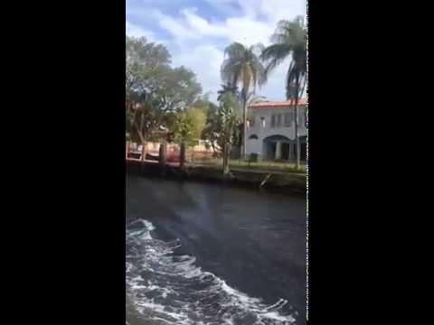 Fort Lauderdale Boat Tour