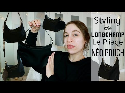 STYLING THE LONGCHAMP LE PLIAGE NÉO POUCH (5+ WAYS!)