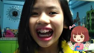 Ella's Braces Adjustment