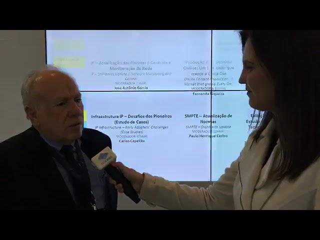 26/08/2019: Entrevista com Olímpio José Franco, diretor geral da SET