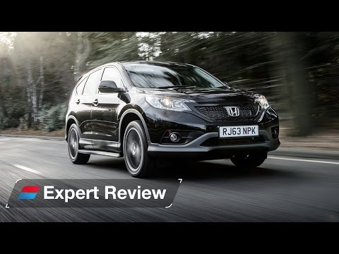 Honda CR-V car review