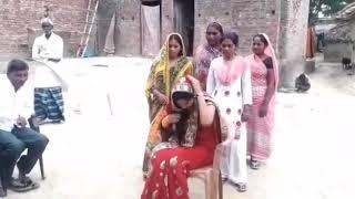 Sadhi ke liye ladki //kya kya bana leti ho....//jam kar gai pitai//new comedian video