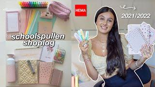 Schoolspullen Shoplog 2021-2022 \u0026 Winactie Back To School 1