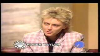 Roger Taylor & John Deacon - 1984 Breakfast Time Interview
