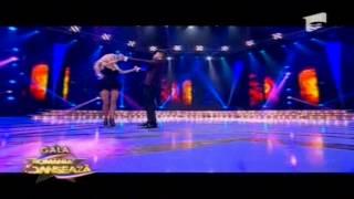 Andreea Balan Tango (TvShow 11.05.14)