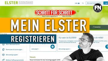 Mein Elster Registrierung | Mein Elster Aktivierung | Elster online anmelden