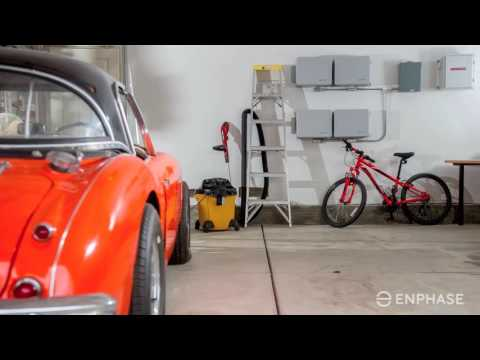 Getting Solar Homes Storage Ready with Enphase – Enphase Energy – Solar Storage – Solar Batteries