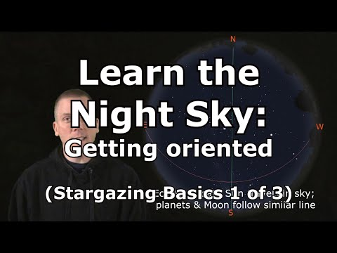 Stargazing Basics 1: Learn how get...