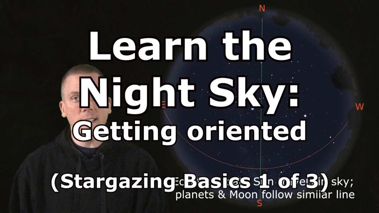 Download Getting oriented to better learn the night sky: Stargazing Basics 1 of 3
