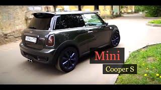 Экономичный, быстрый, яркий... Мой. Mini Cooper S(, 2016-06-09T17:26:26.000Z)