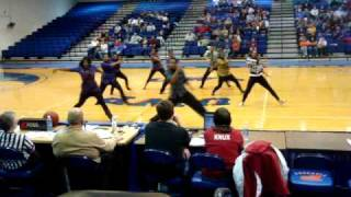 Fusion X First Basketball Game