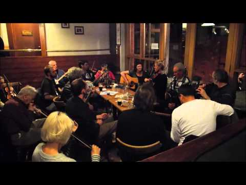 Traditional Irish Music At The Corkman Irish Pub, Melbourne, Australia
