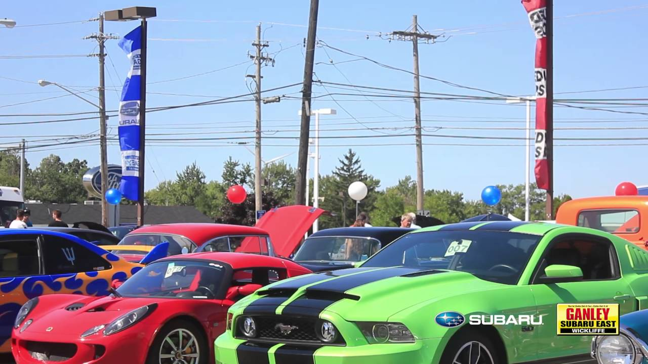 Ganley Subaru East >> Subaru Rally Team Usa Car Show Ganley Subaru East Wickliffe Ohio