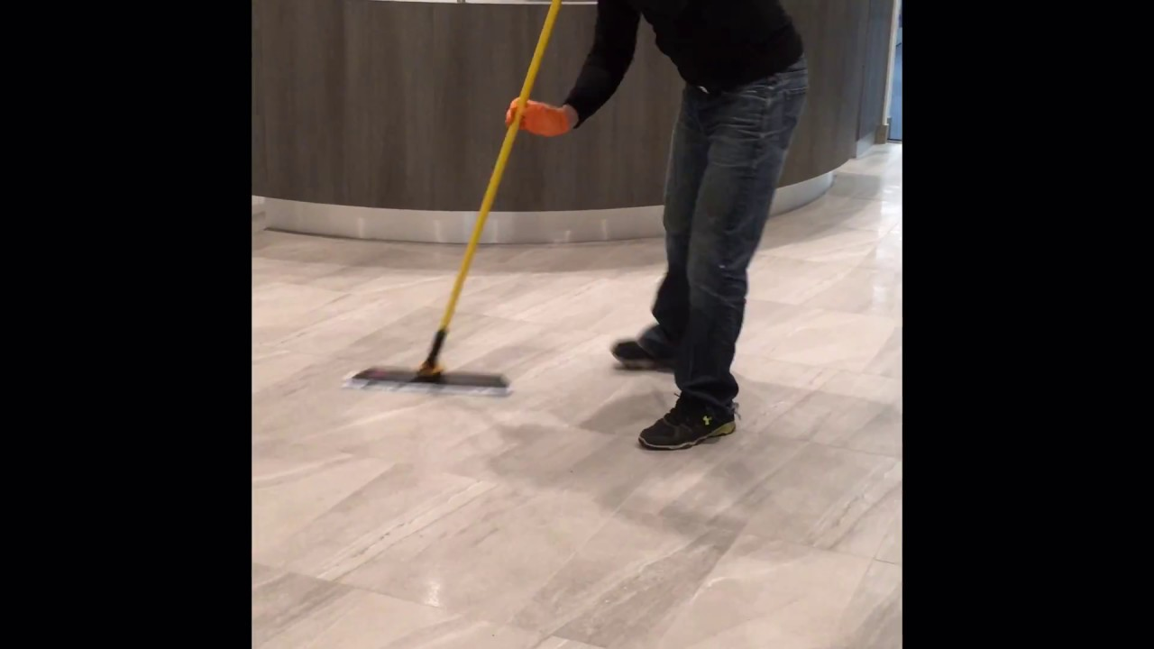 Cleaning Commercial Floor Pacific Mist Carpet Cleaning