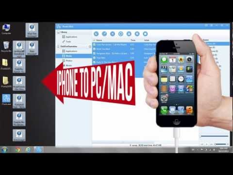 How to TRANSFER MUSIC from iPhone to Computer without iTunes