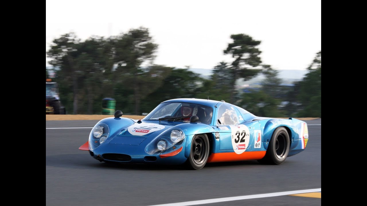 Fabuleux 1969 Renault Alpine A220 - YouTube OW77
