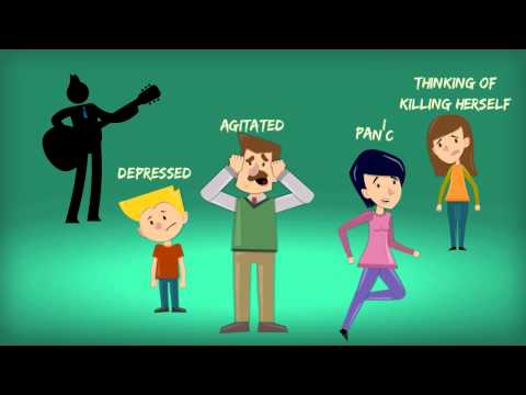 Antidepressant Side Effects | The Antidepressants Song | Paxil Side Effects - Prozac Side Effects