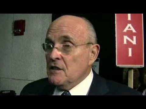 Rudy Giuliani: Hillary Clinton should be in jail