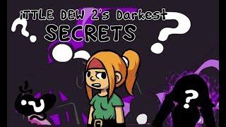 iTTLE DEW 2's Darkest Secrets & Easter Eggs (Halloween Special ft. Repiteo)