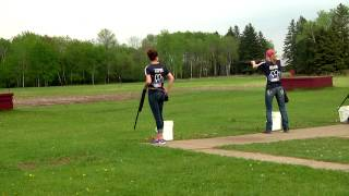"Blaine Bengals Trap Shooting ""Coach and Captains"" 2015"
