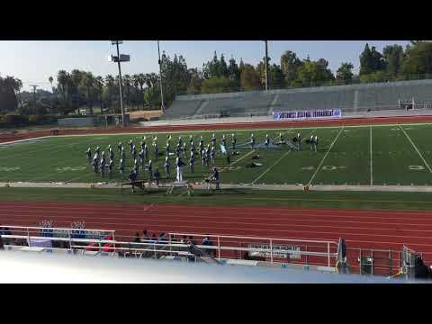 El Monte High School Lions Band: Romona Competition 11/11/2017