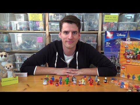 Eine dämliche Idee und tolle Figuren: LEGO® Minifigures 71021 - Serie 18 - ausverkauft!