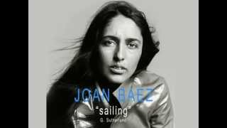 """joan baez """"sailing"""""""