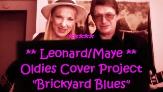 Brickyard Blues Cover
