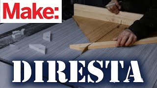 DiResta: Table Saw Sled