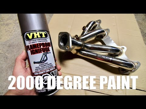 How to Ceramic Paint Your Headers