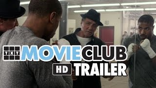Creed official movie trailer (2015) Rocky Sports Drama Stallone Film