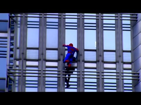 Alain Robert | The Real Spider-Man
