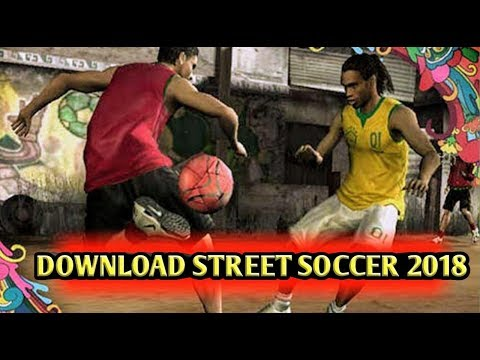[70mb] Street Football Game For Android In Ppsspp । Best High Graphics Football Game Offline
