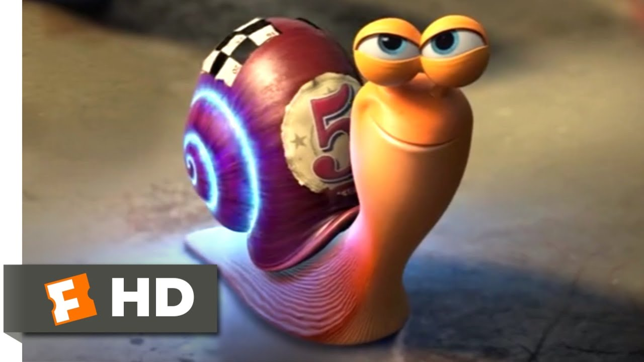 Download Turbo (2013) - The Great Snail Race Scene (5/10) | Movieclips