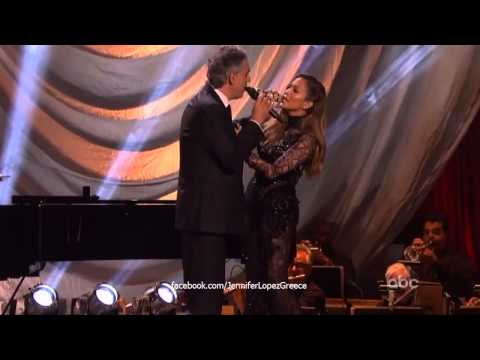 Jennifer Lopez & Andrea Bocelli - Quizás, Quizás, Quizás (Dancing With The Stars 2013) HD