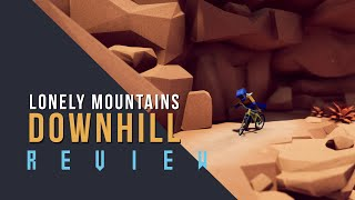 Lonely Mountain Downhill Review (Video Game Video Review)