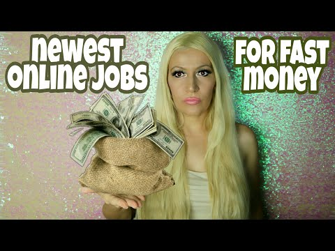 Newest Online Jobs To Make Money Fast | Unique Side Hustles For Quick Money