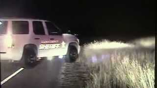 High Speed Pursuit of Murder Suspect in Llano County